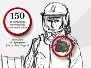 Telecamere Polizia