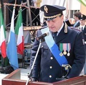 """dr. Lombardi - Dirigente Ispettorato di P.S. """"Viminale"""""""