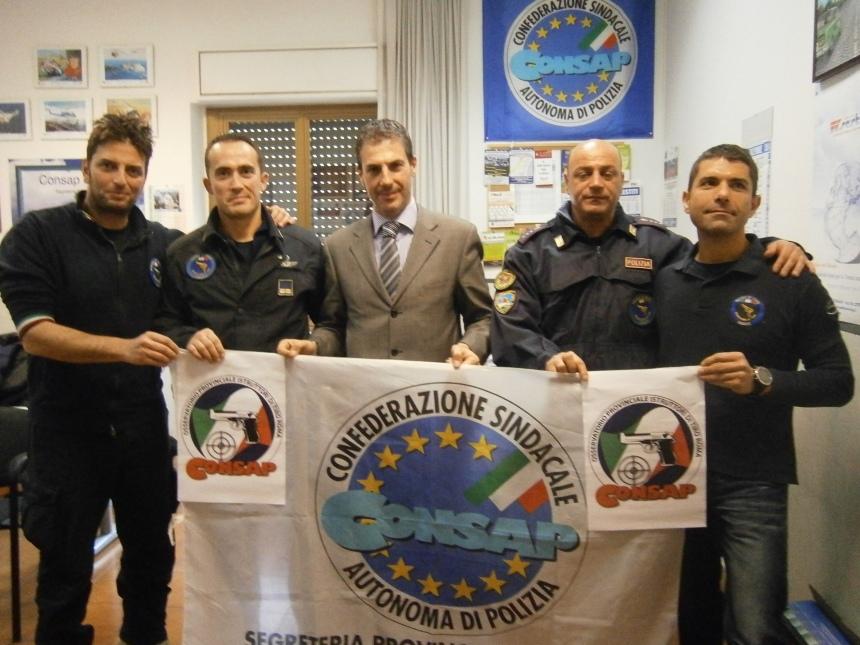 Osservatorio Provinciale Istruttori di Tiro ROMA - CONSAP -