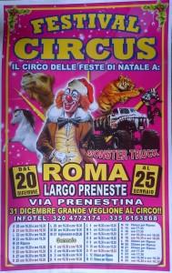 Locandina Festival Circus 2014/15