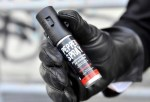 Pepper Spray Police