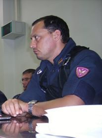 Gianluca (Drago) Salvatori - Segretario Provinciale Generale Aggiunto CONSAP Roma