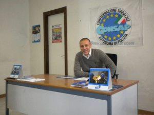 Maurizio Ricozzi Vice Segretario CONSAP Rep Mobile