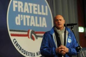 On.le Fabio Rampelli di FdI - Alleanza Nazionale autore dell'interrogazione parlamentare