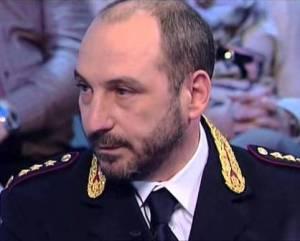 dr. Giovanni Battista Scali, Dirigente dell'Ufficio Prevenzione Generale e Soccorso Pubblico della Questura di Roma