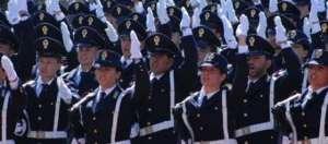 195° Corso di formazione per Allievi Agenti della Polizia di Stato
