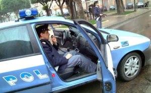 Auto Radio Polizia