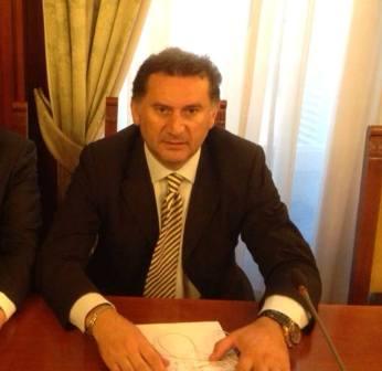 il Segretario Generale Nazionale della Consap Cesario Bortone