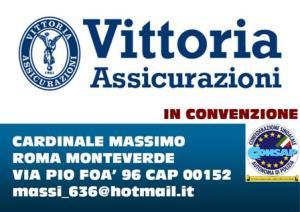 Convenzione Vittoria Assicurazione Roma