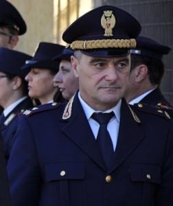 Dr. Domenico Ponziani - Dirigente del Compartimento della Polizia Ferroviaria del Lazio