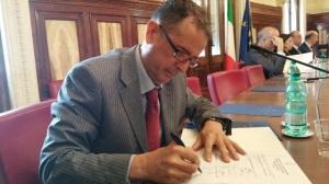 dr. Mauro Pantano firma Fondo 2014