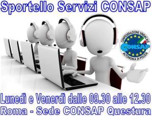 Sportello Servizi CONSAP