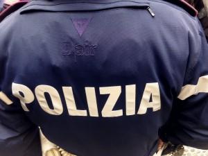 Magazzino Veca Polizia di Stato