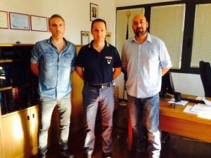 RPC LAZIO - CONSAP - Incontro Dirigente