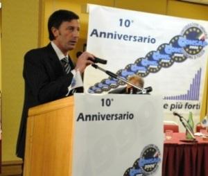 Giorgio Innocenzi - Segretario Generale CONSAP
