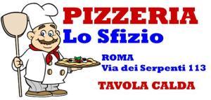 """Convenzione Pizzeria - Tavola Calda """"Lo Sfizio """""""