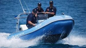 """Polizia Mare """"Torvaianica"""""""