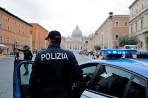 Polizia, ordine pubblico in Vaticano