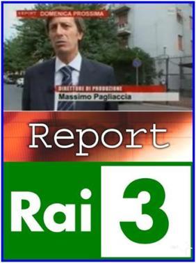Giorgio Innocenzi a Report - RAI 3