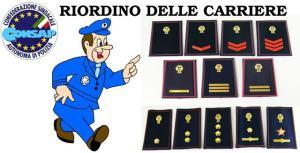 Riordino delle Carriere Polizia di Stato