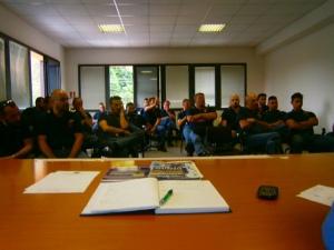 Reparto Prevenzione Crimine Lazio - Assemblea CONSAP del 4 settembre 2015