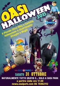 Halloween CONSAP Oasi Park 2016