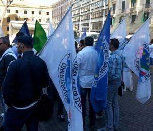 Manifestazione CONSAP! Tutti in piazza!!