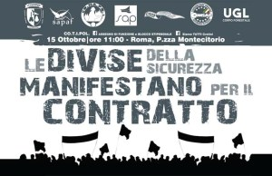 MANIFESTO MANIFESTAZIONE DEL 15 OTTOBRE 2015
