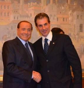 Consulta Sicurezza Forza Italia incontro con i sindacati di Polizia, presenza del Presidente Silvio Berlusconi