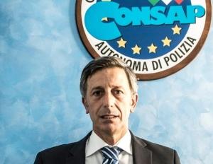 Giorgio Innocenzi - Segretario Generale Nazionale CONSAP