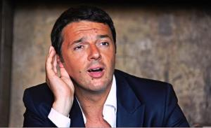 Matteo Renzi - Presidente del Consiglio dei Ministri