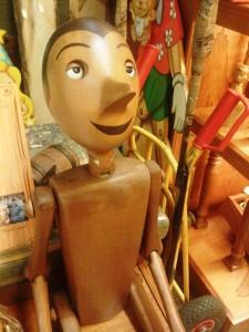 Pinocchio CONSAP 2016