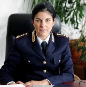Dott.ssa Francesca Monaldi, Dirigente del Gabinetto Interregionale Polizia Scientifica Lazio - Umbria - Abruzzo presso Questura di Roma
