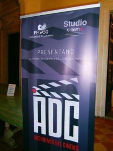 Accademia del Cinema alla PEGASO