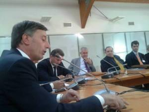 Assemblea CONSAP al Compendio Castro Pretorio
