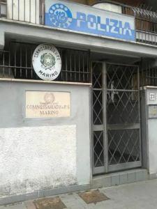 Commissariato P.S. Marino Laziale
