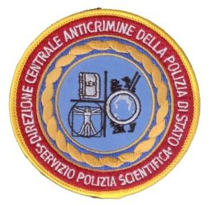 Servizio Polizia Scientifica - Direzione Centrale Anticrimine