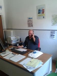 Dr. Terenzio D'Alena - Segretario Nazionale CONSAP Pensionati