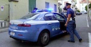 Pattuglia Polizia Commissariato P.S. Marino Laziale