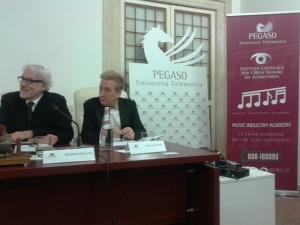 Conferenza Stampa di presentazione della Music Industry Academy