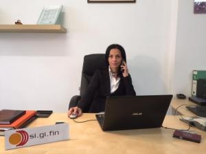 Simona De Filippi Si.Gi.Fin. - Responsabile Commerciale - Convenzione CONSAP