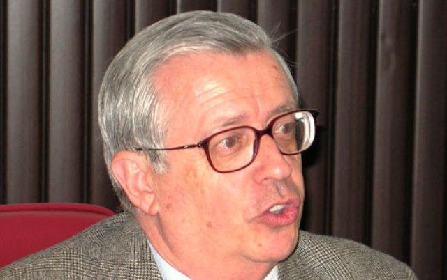 Nella foto il dr Edoardo MORI