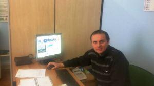 dr. Fabrizio Locurcio, Responsabile dell Sportello del Poliziotto CONSAP