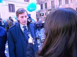 Giorgio Innocenzi, Segretario Generale CONSAP