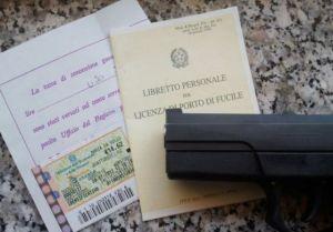 Armi e la Legge