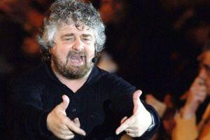 Beppe Grillo del Movimento 5 Stelle