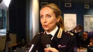 dott.ssa Mancini Polizia Stradale ROMA