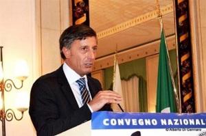 Giorgio Innocenzi, Segretario Generale Nazionale della CONSAP