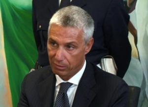 Vittorio Rizzi (Direttore Ispettorato di P.S. Palazzo Chigi)