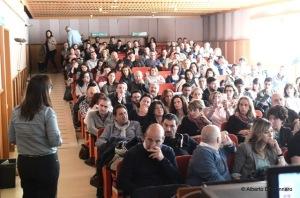 Corso sull'Abuso e Maltrattamento all'Infanzia organizzato dall'Osservatorio Sanità CONSAP, Sala Conferenze Questura di Roma gremita, uno strepitoso successo